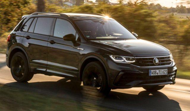 Volkswagen Tiguan 1.5 TSI 150 DSG Elegance Matrix Nav Kam -  Leasing ohne Anzahlung - 300,00€