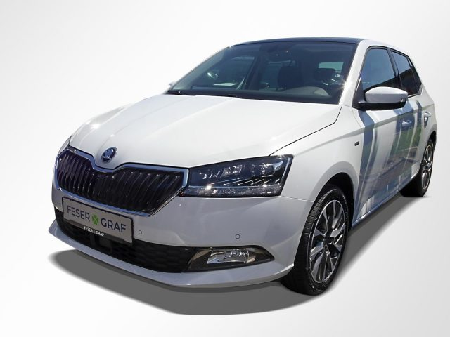 Skoda Fabia Clever 1,0 TSI *NAVI ACC PDC SMART LED* -  Leasing ohne Anzahlung - 205,00€