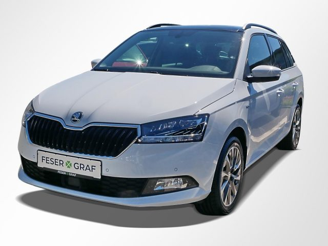 Skoda Fabia Clever 1,0 TSI *NAVI ACC PDC SMART LED* -  Leasing ohne Anzahlung - 210,00€