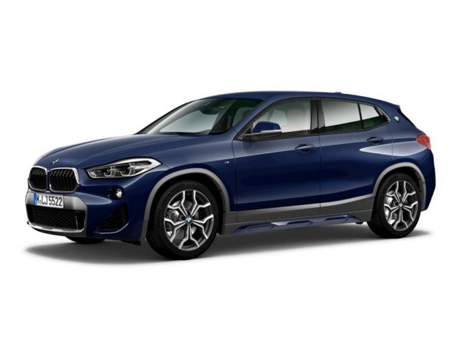 BMW X2 sDrive18i EURO6 DAB LED RFK Navi Tempomat Parkassistent -  Leasing ohne Anzahlung - 303,40€