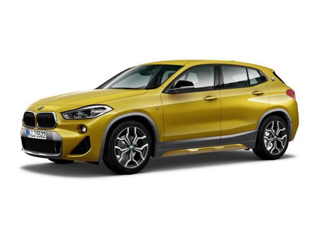 BMW X2 xdrive 18 d eu6d M Sport LED AHK Park-Assistent -  Leasing ohne Anzahlung - 299,00€
