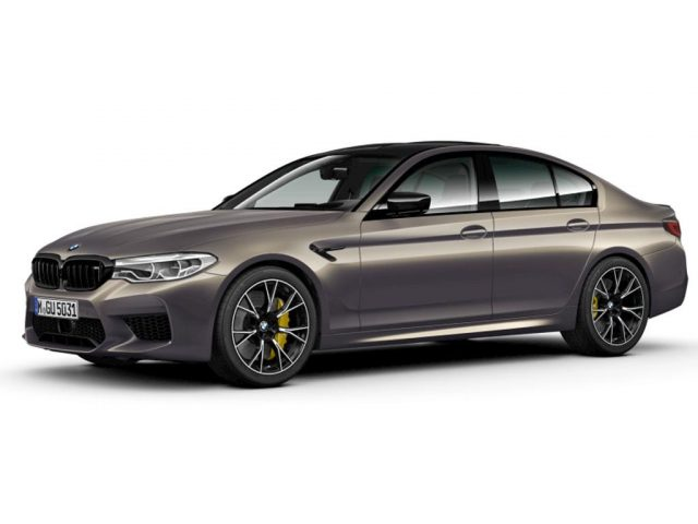 BMW M5 Limousine Gestiksteuerung HK HiFi DAB LED -  Leasing ohne Anzahlung - 951,99€