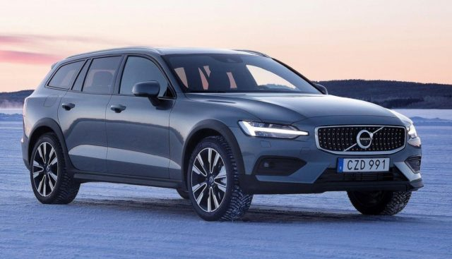 Volvo V60 CC Cross Country D4 Pro Nappa LED PanoD Nav ACC -  Leasing ohne Anzahlung - 403,00€