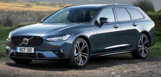 Volvo V90 D4 Aut. R-Design Nappa LED PanoD Nav ACC HUD -  Leasing ohne Anzahlung - 398,00€