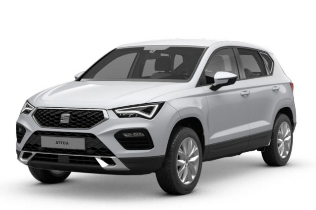 Seat Ateca 1.5 TSI 150 DSG Style LED PDC SHZ MirrorL -  Leasing ohne Anzahlung - 267,00€