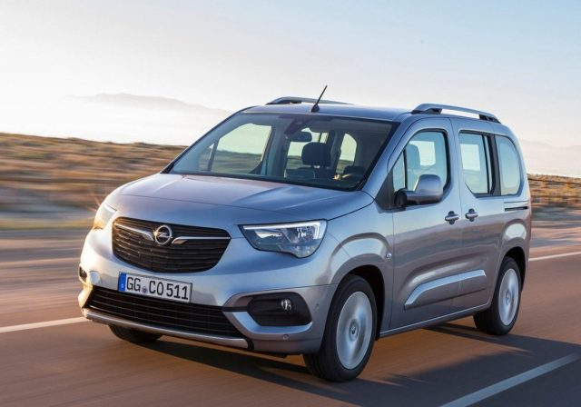Opel Combo Life 1.5 CDTI 102 Elegance L2 Kam SHZ PDC -  Leasing ohne Anzahlung - 206,00€