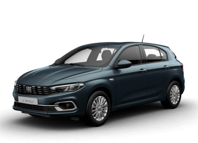 Fiat Tipo 1.0 T3 100 Life S&S VollLED Kam PDC CarPlay -  Leasing ohne Anzahlung - 155,00€