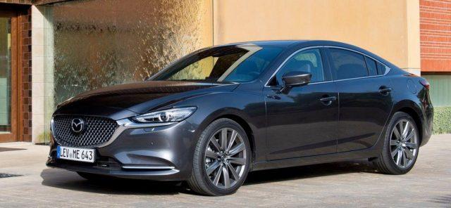Mazda 6 Skyactiv-G 145 Aut. LED Nav ACC HUD Garantie -  Leasing ohne Anzahlung - 218,00€