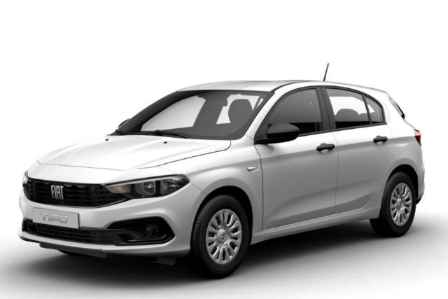 Fiat Tipo 1.0 T3 100 S&S UCon LaneAs DAB+ Klima MFL -  Leasing ohne Anzahlung - 134,00€