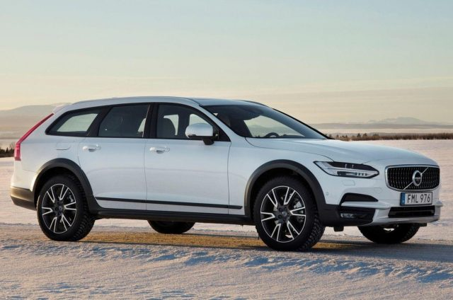Volvo V90 Cross Country D4 190 Aut. AWD Pro Leder LED -  Leasing ohne Anzahlung - 505,00€