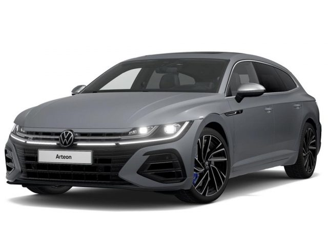 Volkswagen Arteon R Shooting Brake 2,0 l TSI OPF 4MOTION 235 kW (320 PS) *Navigation* *LED* *Panorama* -  Leasing ohne Anzahlung - 473,62€