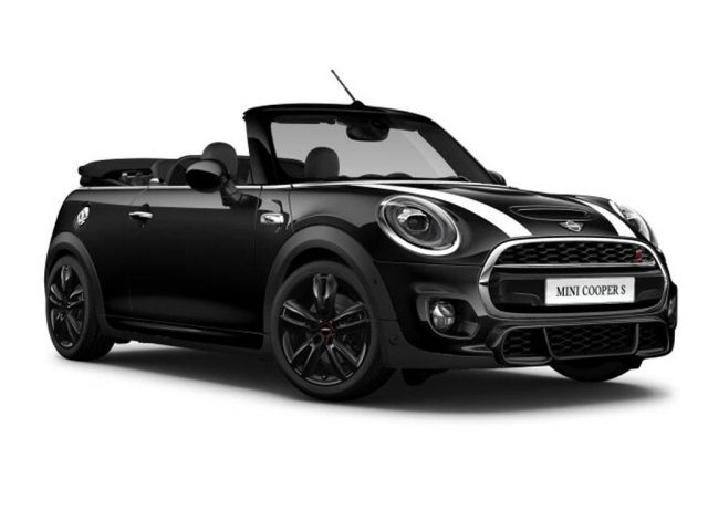 Mini Cabrio Cooper S Yours Trim Leder Navi LED H&K -  Leasing ohne Anzahlung - 389,00€