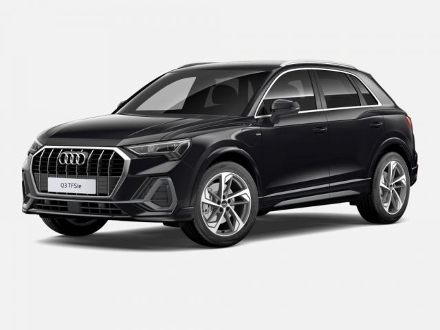 Audi Q3 S line 45 TFSI e 180(245) kW(PS) tronic -  Leasing ohne Anzahlung - 735,00€
