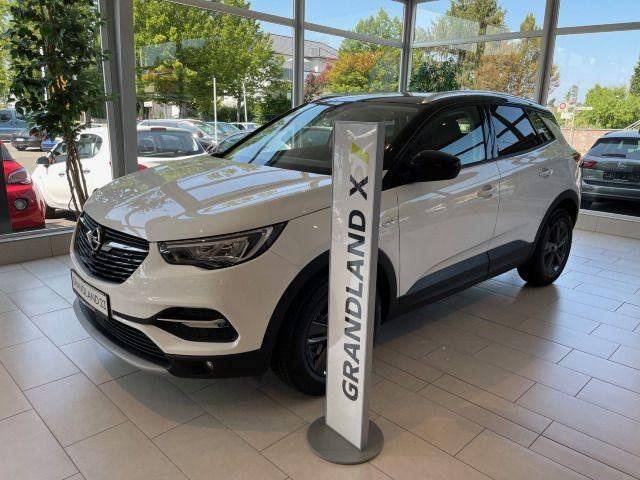 Opel Grandland X 1.2 Turbo Design Line (EURO 6d) -  Leasing ohne Anzahlung - 269,00€