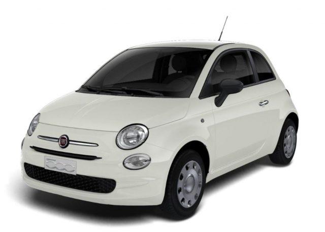 Fiat 500 1.0 Hybrid 70 Cult S&S UCon PDC Klim MFL -  Leasing ohne Anzahlung - 112,00€