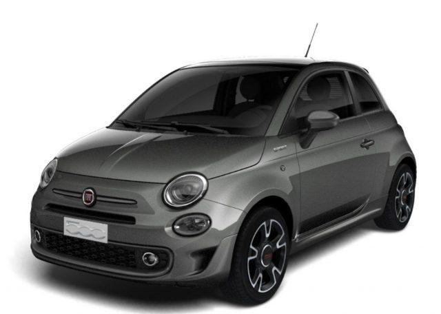 Fiat 500 1.0 Hybrid 70 Sport S&S UCon PDC Klima 16Z -  Leasing ohne Anzahlung - 133,00€