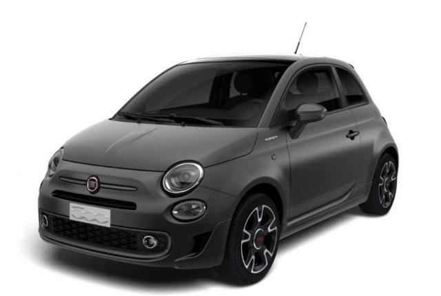 Fiat 500 1.0 Hybrid 70 Sport S&S UCon PDC Klima 16Z -  Leasing ohne Anzahlung - 136,00€