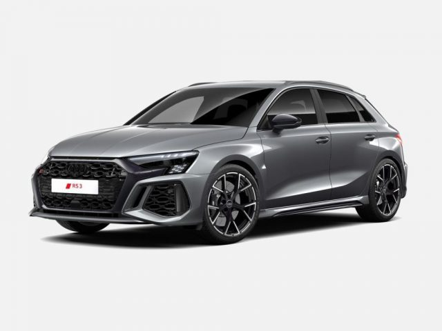 Audi RS3 Sportback 294(400) kW(PS) S tronic Alu-19` -  Leasing ohne Anzahlung - 865,00€