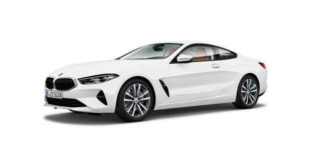 BMW 8er M850 i xDrive Gran Coupe EU6d-T Aut Laserlicht Parkass. -  Leasing ohne Anzahlung - 999,00€