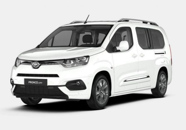 Toyota Proace City Verso 1.5D 130 Executive L2 Nav SHZ -  Leasing ohne Anzahlung - 312,00€