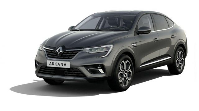 Renault Arkana INTENS TCe 140 EDC (MY21) -  Leasing ohne Anzahlung - 188,00€
