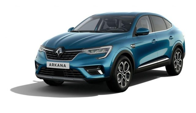 Renault Arkana INTENS TCe 140 EDC (MY21) -  Leasing ohne Anzahlung - 192,00€