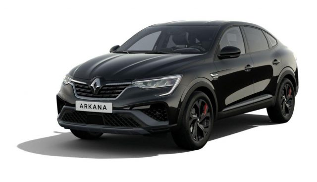 Renault Arkana R.S. LINE TCe 160 EDC (MY21) -  Leasing ohne Anzahlung - 217,00€