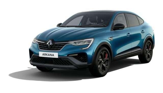 Renault Arkana R.S. LINE TCe 160 EDC (MY21) SchiebeD -  Leasing ohne Anzahlung - 222,00€