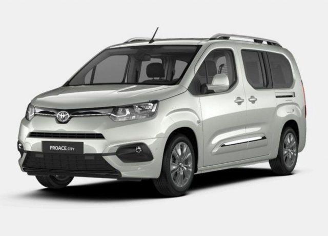 Toyota Proace City Verso 1.5D 130 Executive L2 Nav SHZ -  Leasing ohne Anzahlung - 320,00€