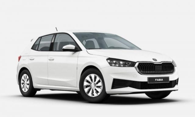 Skoda Fabia AMBITION 1,0TSI 81kW DAB Care Connect USB LED -  Leasing ohne Anzahlung - 175,00€