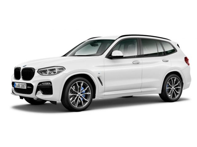 BMW X3 xDrive30d M Sportpaket -  Leasing ohne Anzahlung - 494,86€