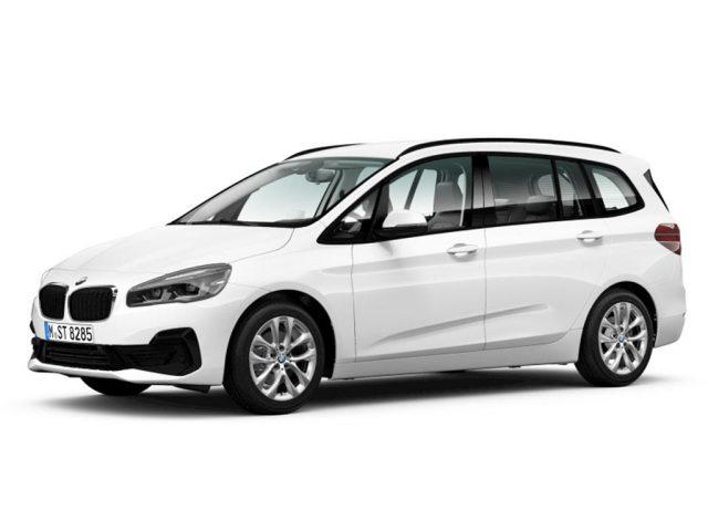 BMW 218 Gran Tourer i Luxury Line EU6d-T Navi LED AHK Temp Klima -  Leasing ohne Anzahlung - 229,00€