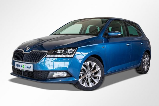 Skoda Fabia 1.0 TSI CLEVER BEST OF -  Leasing ohne Anzahlung - 211,00€
