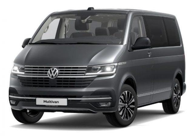 Volkswagen Multivan 6.1 T6.1 Gen. SIX 2.0 TDI LED*BT*PDC*NAVI -  Leasing ohne Anzahlung - 401,00€