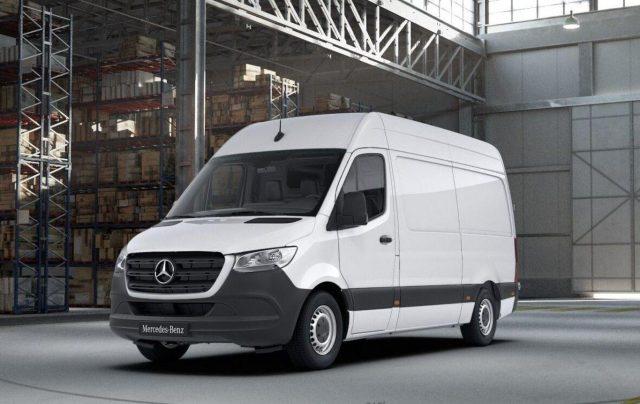 Mercedes-Benz Sprinter Kastenwagen III Kasten 317 170PS A4H3 Klima Temp -  Leasing ohne Anzahlung - 451,00€