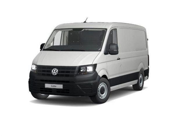 Volkswagen Crafter 30 Kasten EcoProfi Motor: 2,0 l TDI EU6 -  Leasing ohne Anzahlung - 200,00€