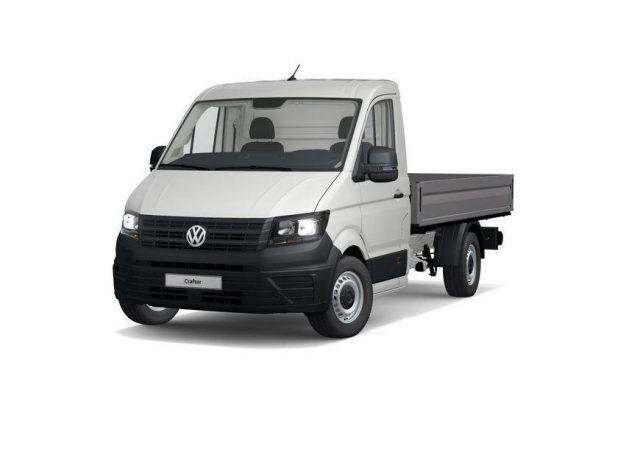 Volkswagen Crafter Fahrgestell 35 Pritschenwagen Einzelkabine EcoProfi -  Leasing ohne Anzahlung - 250,00€