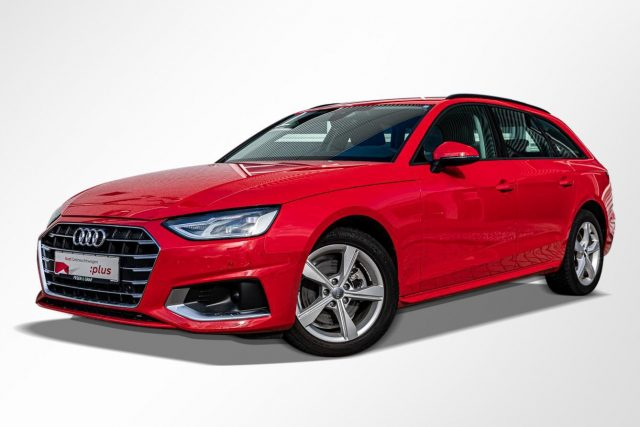 Audi A4 Avant Advanced 35 TDI S tronic ACC+STANDHZG. -  Leasing ohne Anzahlung - 300,00€