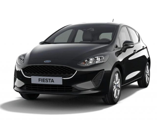 Ford Fiesta 1.1 75 Connected LED AppCo DAB+ Klima MFL -  Leasing ohne Anzahlung - 163,00€