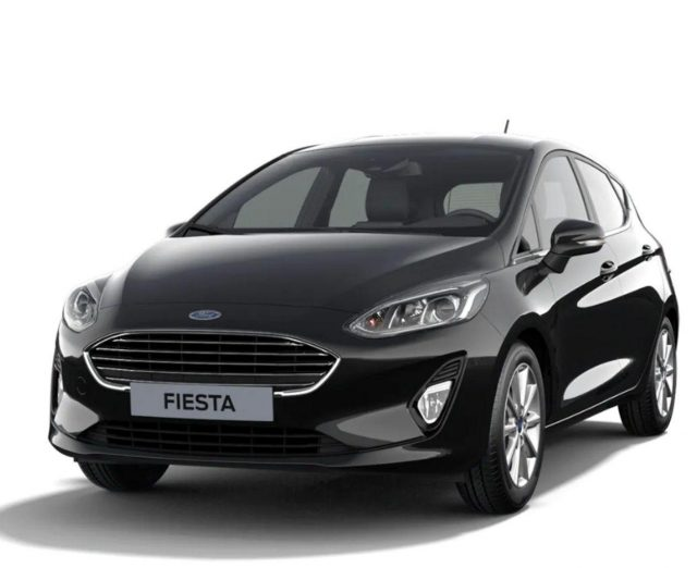 Ford Fiesta 1.0 EcoBoost 125 MHEV Titanium LED PDC -  Leasing ohne Anzahlung - 159,00€