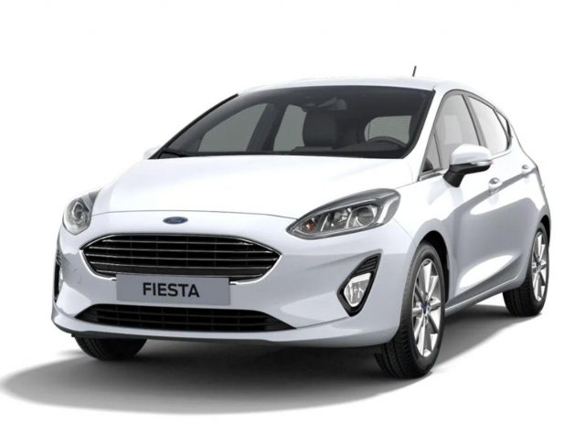 Ford Fiesta 1.0 EcoBoost 125 MHEV Titanium LED ParkAs -  Leasing ohne Anzahlung - 163,00€