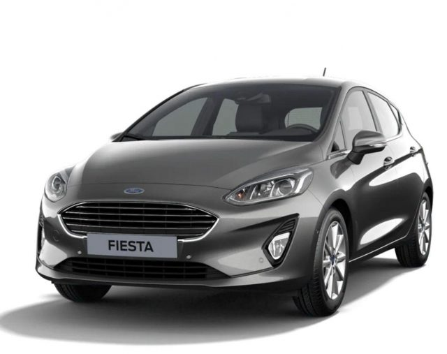 Ford Fiesta 1.0 EcoBoost 125 MHEV Titanium LED ParkAs -  Leasing ohne Anzahlung - 167,00€