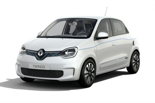 Renault Twingo Electric INTENS inkl. Förd.* -  Leasing ohne Anzahlung - 102,00€