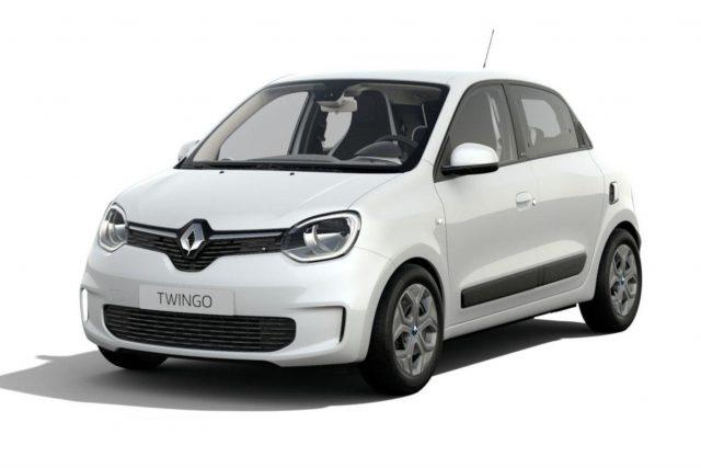 Renault Twingo Electric ZEN inkl. Förd.* -  Leasing ohne Anzahlung - 146,00€