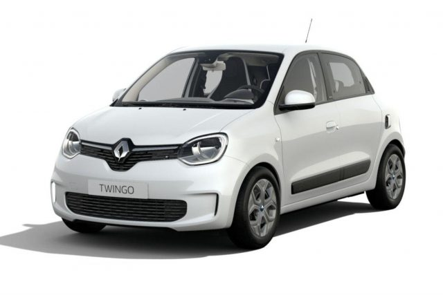 Renault Twingo Electric ZEN inkl. Förd.* -  Leasing ohne Anzahlung - 100,00€
