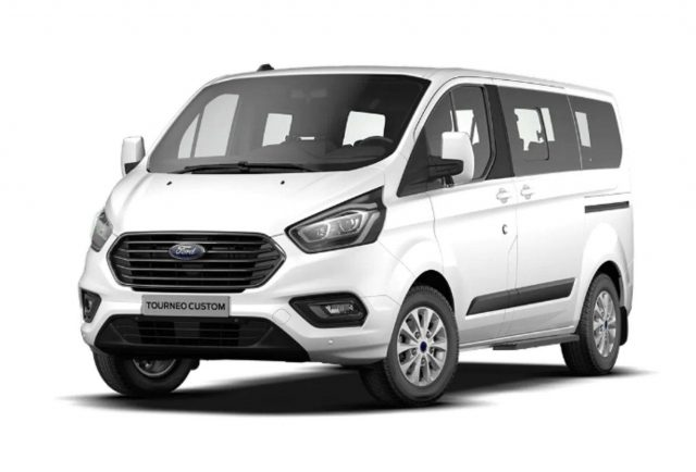 Ford Tourneo Custom 2.0 TDCi 130 Trend 320 L1 8S SYNC -  Leasing ohne Anzahlung - 369,00€