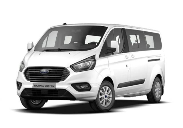 Ford Tourneo Custom 2.0 TDCi 130 Trend 320 L2 8S SHZ -  Leasing ohne Anzahlung - 372,00€