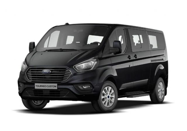Ford Tourneo Custom 2.0 TDCi 130 Trend 320 L2 8S Kam -  Leasing ohne Anzahlung - 383,00€