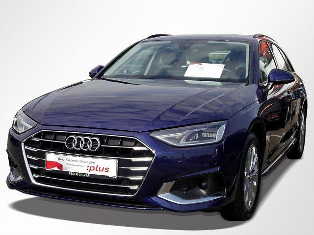 Audi A4 Avant advanced 30 TDI – LED,AHK,PDC+,SHZ,BT -  Leasing ohne Anzahlung - 279,00€