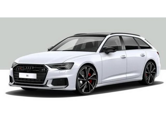 Audi S6 Avant TDI 253(344) kW(PS) tiptronic -  Leasing ohne Anzahlung - 1.325,00€